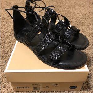 Michael Kors Monterey Gladiator Sandal size 9.5